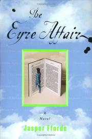 Cover of: The Eyre affair | Jasper Fforde