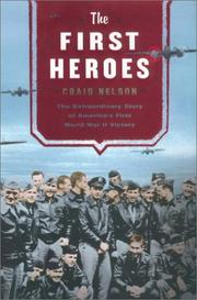 Cover of: The first heroes