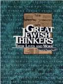 Cover of: Great Jewish Thinkers