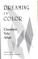 Cover of: Dreaming In Color