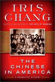 Cover of: The Chinese in America