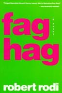 Cover of: Fag hag