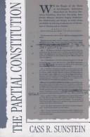 Cover of: The partial Constitution