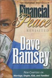 Cover of: Financial Peace Revisited