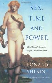 Cover of: Sex, Time and Power | Leonard Shlain