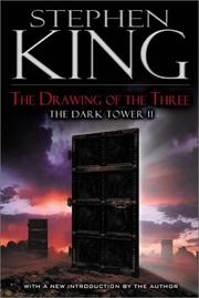 Cover of: The drawing of the three