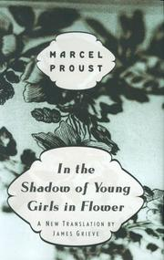 Cover of: In the Shadow of Young Girls in Flower