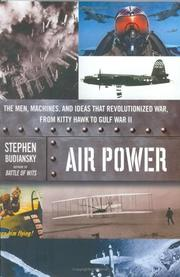 Air Power by Stephen Budiansky