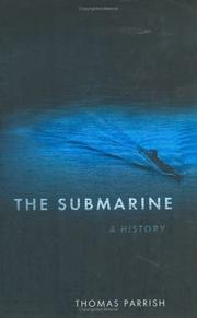 Cover of: The submarine: a history