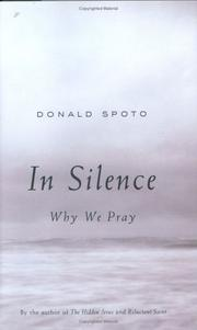 Cover of: In Silence: Why We Pray