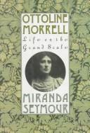 Cover of: Ottoline Morrell