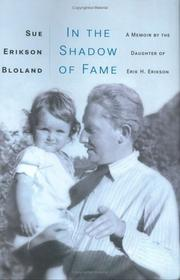Cover of: In The Shadow of Fame | Sue Erikson Bloland