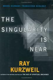 Cover of: The Singularity Is Near