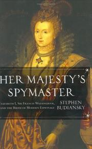 Cover of: Her Majesty's Spymaster