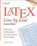 Cover of: LATEX line by line