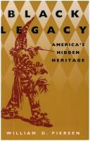 Cover of: Black legacy