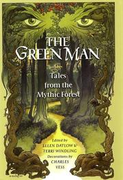 Cover of: The Green Man: Tales from the Mythic Forest
