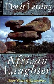 Cover of: African Laughter | Doris Lessing