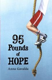 Cover of: 95 pounds of hope