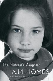 Cover of: The Mistress's Daughter