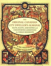 Cover of: The original Canadian city dweller's almanac