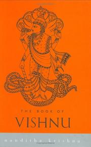 Cover of: The book of Vishnu