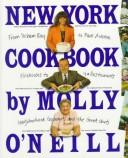 Cover of: New York cookbook | Molly O