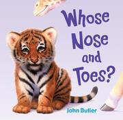 Cover of: Whose nose and toes?