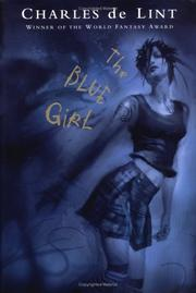Cover of: The blue girl