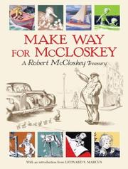 Cover of: Make way for McCloskey | Robert McCloskey