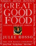 Cover of: Great Good Food