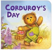 Cover of: Corduroy's Day