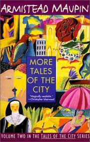 Cover of: More Tales of the City