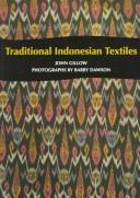 Cover of: Traditional Indonesian textiles