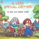 Cover of: A very special critter