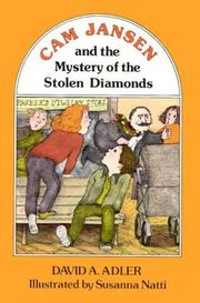 Cover of: Cam Jansen and the Mystery of the Stolen Diamonds