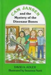 Cover of: Cam Jansen and the mystery of the dinosaur bones