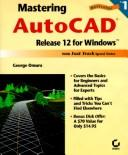 Cover of: Mastering AutoCAD  release 12 for Windows