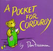 Cover of: A pocket for Corduroy