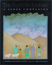 Cover of: The Passover journey | Barbara Diamond Goldin