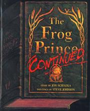 Cover of: The frog prince, continued | Jon Scieszka
