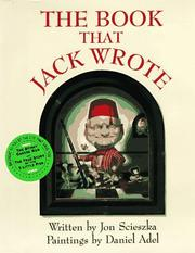 Cover of: The Book That Jack Wrote