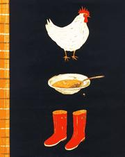 Cover of: Chicken soup, boots by Maira Kalman