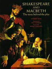 Cover of: Shakespeare and Macbeth | Ross, Stewart.