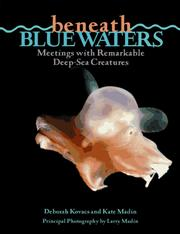 Cover of: Beneath blue waters