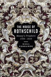 Cover of: The house of Rothschild