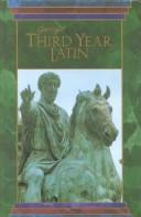 Cover of: Third year Latin | Charles Jenney