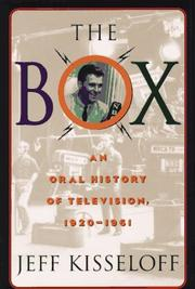 Cover of: The Box