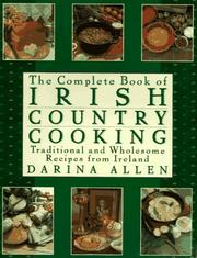 Cover of: The complete book of Irish country cooking