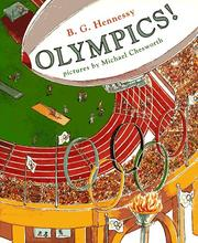 Cover of: Olympics!